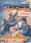 Cover for Krimi-Comics (Bastei Verlag, 1988 series) #4