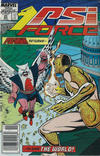 Cover for Psi-Force (Marvel, 1986 series) #25 [Newsstand Edition]