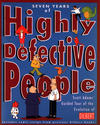 Cover for Dilbert (Andrews McMeel, 1994 ? series) #10 - Seven Years of Highly Defective People [purple border]
