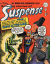 Cover for Amazing Stories of Suspense (Alan Class, 1963 series) #41