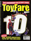 Cover for Toyfare: The Toy Magazine (Wizard Entertainment, 1997 series) #122