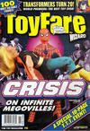 Cover for Toyfare: The Toy Magazine (Wizard Entertainment, 1997 series) #75 [Cover 2 - Crisis]