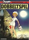 Cover for Natacha (Interpresse, 1976 series) #3 - Dobbeltspil