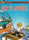 Cover for Natacha (Interpresse, 1976 series) #4 - Den 13. Apostel