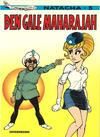 Cover for Natacha (Interpresse, 1976 series) #5 - Den gale maharajah