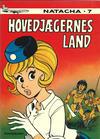 Cover for Natacha (Interpresse, 1976 series) #7 - Hovodjægernes land