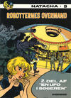 Cover for Natacha (Interpresse, 1976 series) #9 - Robotternas overmand