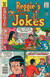 Cover for Reggie's Wise Guy Jokes (Archie, 1968 series) #44