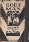 Cover for Gods' Man (Jonathan Cape and Harrison Smith, 1929 series)