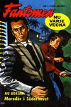 Cover for Fantomen (Semic, 1963 series) #1/1959
