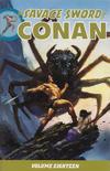 Cover for Savage Sword of Conan (Dark Horse, 2007 series) #18