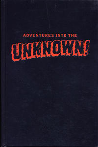 Cover Thumbnail for Adventures into the Unknown Archives (Dark Horse, 2012 series) #1