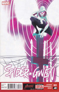 Cover Thumbnail for Spider-Gwen (Marvel, 2015 series) #3