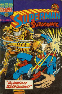 Cover Thumbnail for Superman Supacomic (K. G. Murray, 1959 series) #166