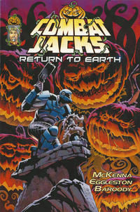 Cover Thumbnail for Combat Jacks (Banana Tale Press, 2012 series) #2 [Self-Published Variant]