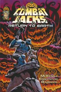 Cover Thumbnail for Combat Jacks (Banana Tale Press, 2012 series) #2 [Self-Published Variant]