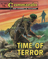 Cover Thumbnail for Commando (D.C. Thomson, 1961 series) #1564