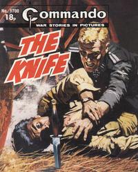 Cover Thumbnail for Commando (D.C. Thomson, 1961 series) #1700
