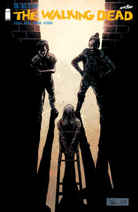 Cover Thumbnail for The Walking Dead (Image, 2003 series) #135