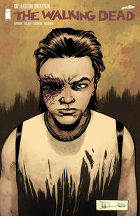Cover Thumbnail for The Walking Dead (Image, 2003 series) #137