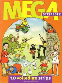 Cover Thumbnail for Mega stripboek (Standaard Uitgeverij, 1997 series) #[2002]