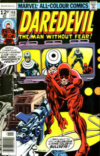 Cover Thumbnail for Daredevil (Marvel, 1964 series) #146 [British]
