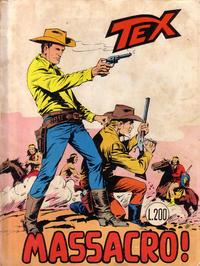 Cover Thumbnail for Tex Gigante (Sergio Bonelli Editore, 1958 series) #109
