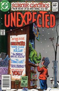 Cover Thumbnail for The Unexpected (DC, 1968 series) #220 [Newsstand]