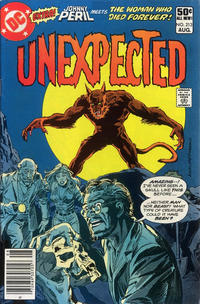 Cover Thumbnail for The Unexpected (DC, 1968 series) #213 [Newsstand]
