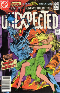 Cover Thumbnail for The Unexpected (DC, 1968 series) #211 [Newsstand]