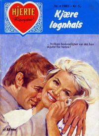Cover Thumbnail for Hjerterevyen (Serieforlaget / Se-Bladene / Stabenfeldt, 1960 series) #4/1983