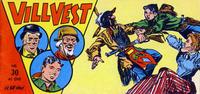Cover Thumbnail for Vill Vest (Serieforlaget / Se-Bladene / Stabenfeldt, 1953 series) #30/1963
