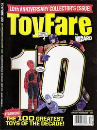 Cover Thumbnail for Toyfare:  The Toy Magazine (Wizard Entertainment, 1997 series) #122