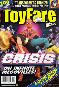 Cover Thumbnail for Toyfare:  The Toy Magazine (Wizard Entertainment, 1997 series) #75