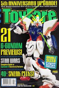 Cover Thumbnail for Toyfare:  The Toy Magazine (Wizard Entertainment, 1997 series) #60