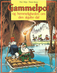 Cover Thumbnail for Gammelpot (Williams, 1977 series) #2 - Gammelpot og hemmeligheden om den skjulte dal