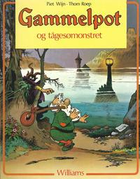 Cover Thumbnail for Gammelpot (Williams, 1977 series) #5 - Gammelpot og tågesømonstret