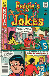 Cover Thumbnail for Reggie's Wise Guy Jokes (Archie, 1968 series) #44