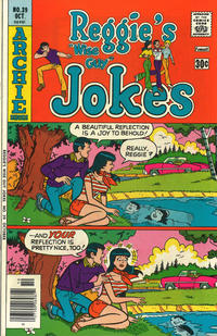Cover for Reggie's Wise Guy Jokes (Archie, 1968 series) #39