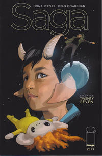 Cover Thumbnail for Saga (Image, 2012 series) #27