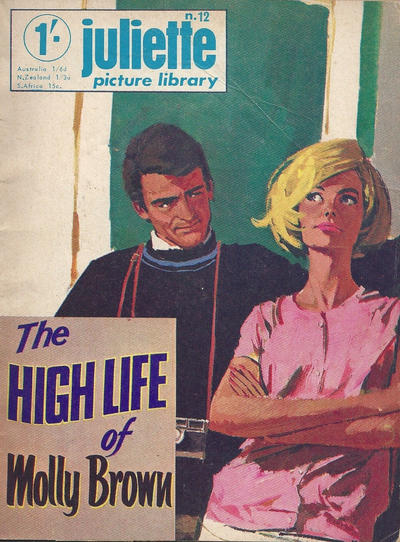 Cover for Juliette Picture Library (Famepress, 1966 series) #12