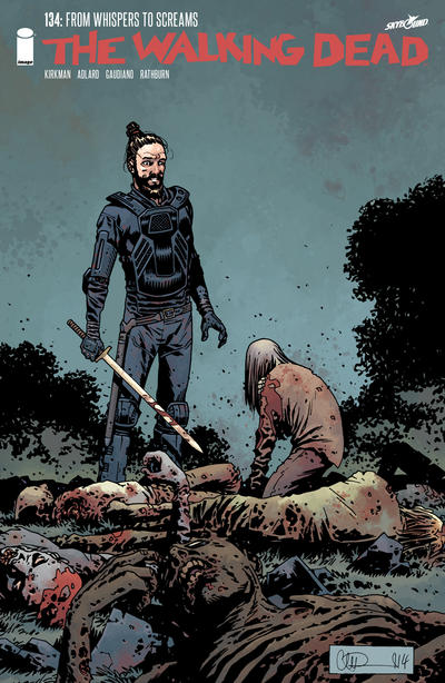 Cover for The Walking Dead (Image, 2003 series) #134