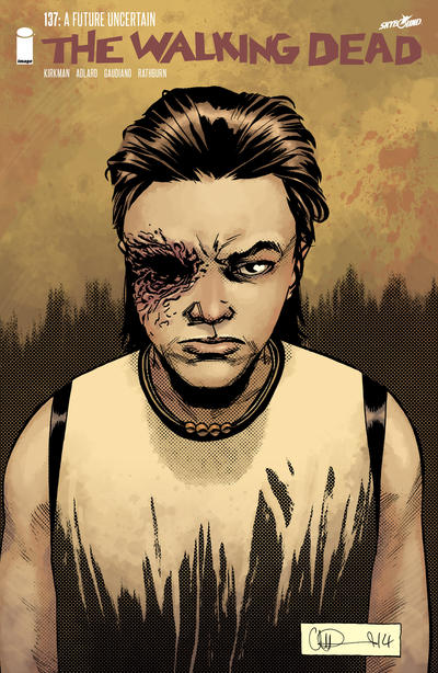 Cover for The Walking Dead (Image, 2003 series) #137