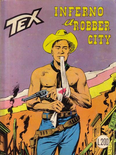 Cover for Tex Gigante (Sergio Bonelli Editore, 1958 series) #108