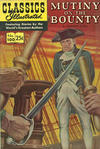 Cover for Classics Illustrated (Gilberton, 1947 series) #100 [HRN 169] - Mutiny on the Bounty