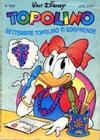 Cover for Topolino (Disney Italia, 1988 series) #1922