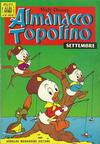 Cover for Almanacco Topolino (Arnoldo Mondadori Editore, 1957 series) #201
