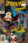 Cover for Spider-Man 2099 (Marvel, 1992 series) #14 [Australian]