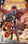 Cover for Convergence (DC, 2015 series) #1 [Tony S. Daniel Cover]