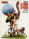 Cover for Cimoc Extra Color (NORMA Editorial, 1981 series) #18 - Sarvan  -  La tumba de piedra
